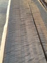 Fumed Figured Eucalyptus Veneer