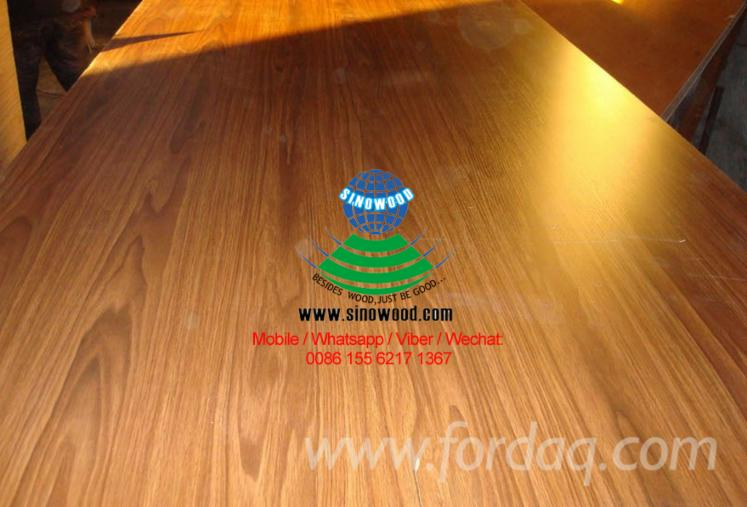 Cheapest-prices---wood-grain-melamine-MDF-board
