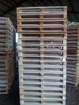 Pallets – Packaging - New pallet from 17mm boards
