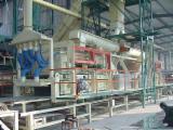 Macchine Lavorazione Legno - Produzione di pannelli di particelle, pannelli di bra e OSB shanghai Nuovo in Cina