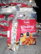 Firelogs - Pellets - Chips - Dust – Edgings - Kindling packed in bags for sale