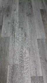 null - Engineered french oak flooring, different grey color