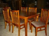Négoce International De Meubles De Salle À Manger - Fordaq - Vend Table De Salle À Manger Contemporain Résineux Européens Pin (Pinus Sylvestris) - Bois Rouge