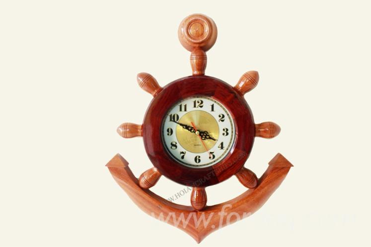 Anchor-Clock-Handicraft-product