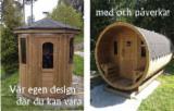 Garden Products - Sauna production Sweden