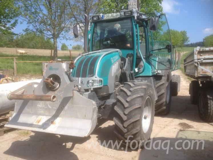 Verkaufe-Pfanzelt-PM-Trac-2360-mit-R%C3%BCckeh%C3%A4nger-13804WD-und