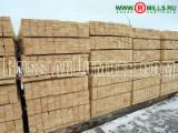 Softwood  Sawn Timber - Lumber - Russian Spruce lumber from small logs, small live knots, KD 20%, 22/30/44x100x3000-4200 mm
