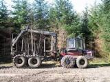 Forest & Harvesting Equipment - Used Valmet 840 1999 Forwarder
