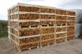 Ogrevno Drvo - Drvni Ostatci - All Species Drva Za Potpalu/Oblice Cepane Letonija