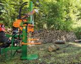 Echipamente Pentru Silvicultura Si Exploatarea Lemnului Publicati oferta - Despicator vertical Posch Austria model HydroCombi 22