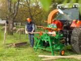 Forest & Harvesting Equipment Mobile Debarker - New Posch Mobile Debarker Romania