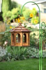 Garden Products - Western Red Cedar birdfeeders