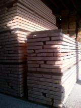 Hardwood - Square-Edged Sawn Timber - Lumber  - Fordaq Online market - 80mm Beech Square edged