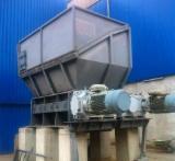 Maschinen, Werkzeug und Chemikalien - Zwei-Wellen-Zerkleinerer- RAUMASTER RWC-2-600