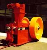 Macchine Lavorazione Legno - Vendo Presse Brichettatrici Pawert SPM I-90/200 Usato Austria
