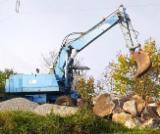 Mobile Excavator - Used FUCHS M714 Mobile Excavator