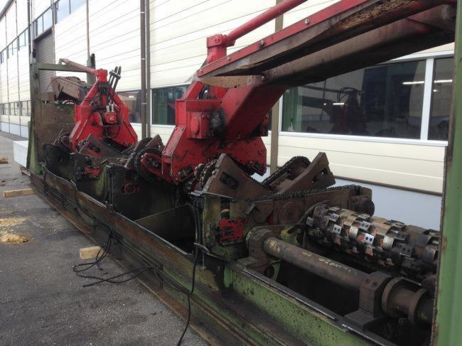 Used-2008-BEIDSEITIGER-WURZELREDUZIERER-WRP-STAR-Complete-Production-Line---Other-in