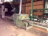 Austria Woodworking Machinery - Used PAUL K34V /1000 1992 Gang Rip Saws With Roller Or Slat Feed For Sale Austria