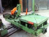 Weiss Woodworking Machinery - Used Weiss IDEAL 2H/2-Pk 1991 Log Handling Equipment For Sale Austria