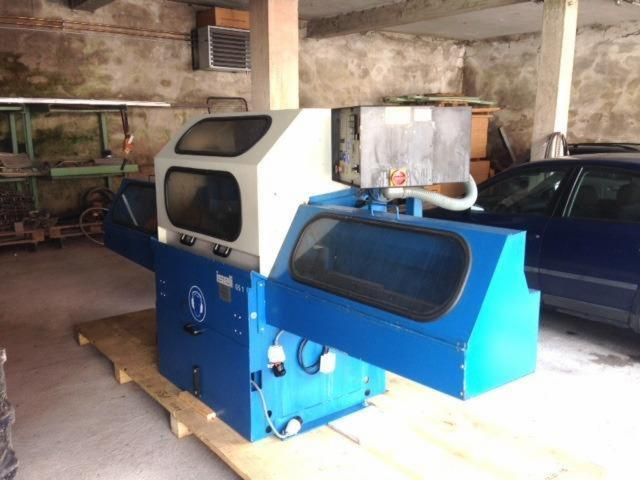 Used-1998-GATTERSAEGENSCHELIFMASCHINE-GS1-Complete-Production-Line---Other-in