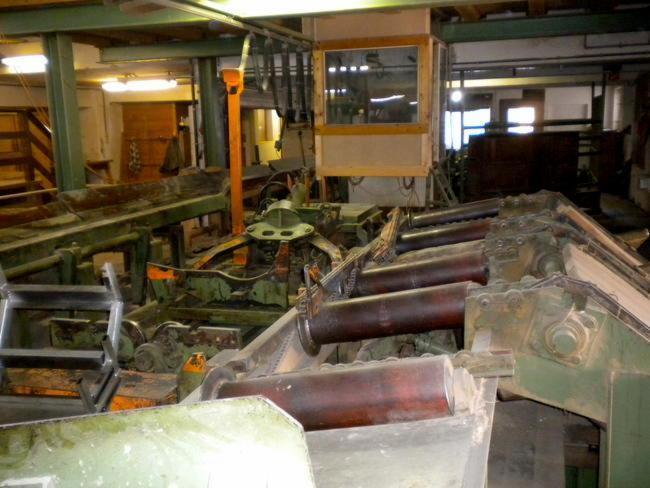 Used-Ferngesteuerter-Spannw--1991-Sawmill-For-Sale