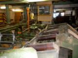 Maszyny do Obróbki Drewna dostawa - Tartak Ferngesteuerter Spannw. Używane Austria