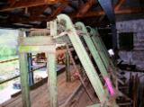 Austria Woodworking Machinery - Used Bretter Laengensortierung 1983 For Sale Austria