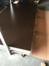Plywood - Melamine Plywood/Melamine Board/Melamine MDF/Particle Board/Furniture grade Melamine Board