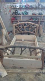 Меблі під замовлення - Ліжка Для Готелів , Мистецтво І Ремесло/ Місія, 10 штук щомісячно