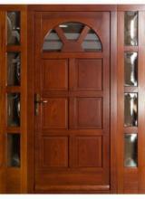 Двері, Вікна, Сходи Для Продажу - Європейська Деревина Твердих Порід, Двері, Дуб