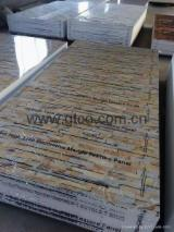 China Supplies - UV Laminated Marble Board
