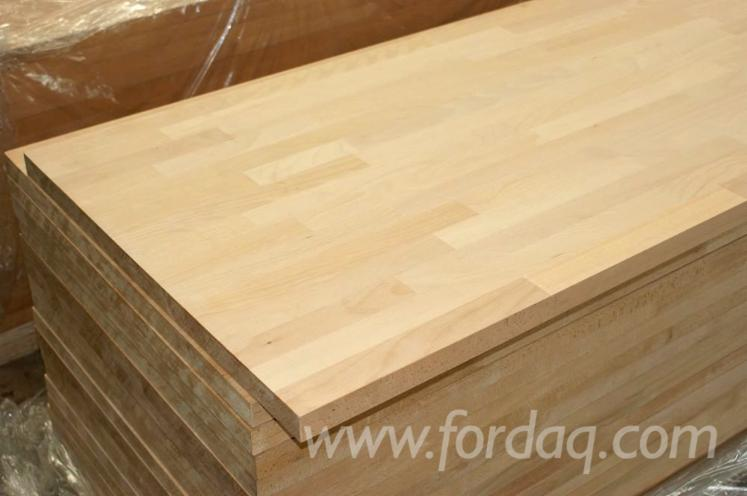 Solid Wood Panel Beech Wood Beech Wood Finger Jointed