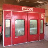 PAINTING CABIN SAICO with heater - complete