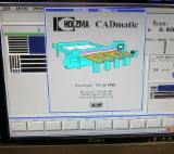 HOLZMA HPP-81 CNC Front Load Panel Saw