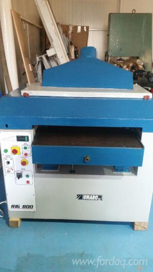 Used-UMARO-2004-Universal-Planer-For-Sale