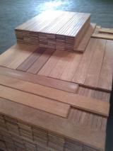 Merbau Parquet - Flooring Merbau T&G
