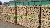 Firelogs - Pellets - Chips - Dust – Edgings - Oak (European) Firewood/Woodlogs Cleaved in Romania