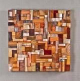 Doors, Windows, Stairs - Hardwood (Temperate), mozaic decorativ, ---