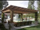 Garden Products - Fir  Pergola - Arbour Romania