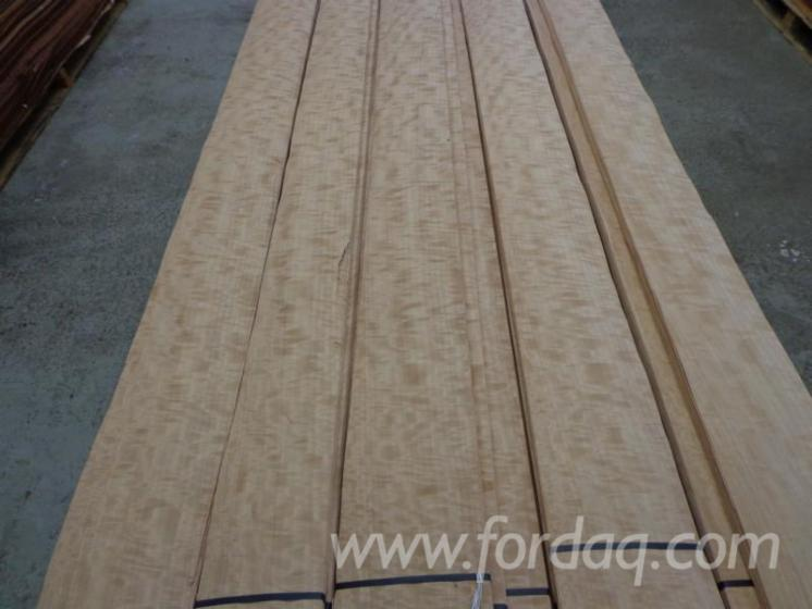 Aningre Natural Sliced Veneer, AA grade, 0.55 mm thick