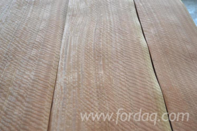 天然木皮单板, 桉树, 平切,华纹