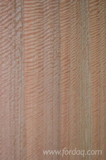 """Vendo Tranciato In Legno Naturale Eucalipto Tranciatura """"fiammato"""",Figurato Germania"""