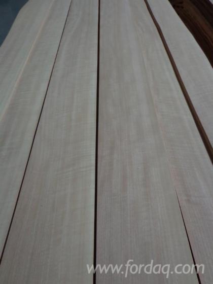 Anigre Sliced Veneer, AB grade, 0.5 mm thick