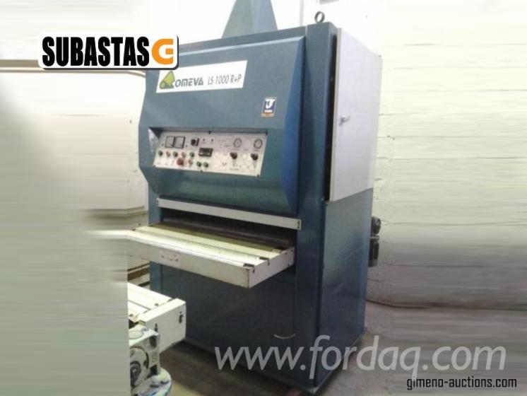 Used-2000-COMEVA-Universal-Sander-in