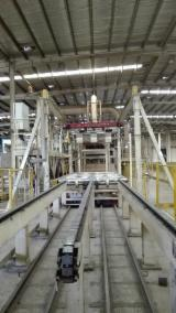 Venta Producción De Paneles De Aglomerado, Bras Y OSB Shanghai Nueva China