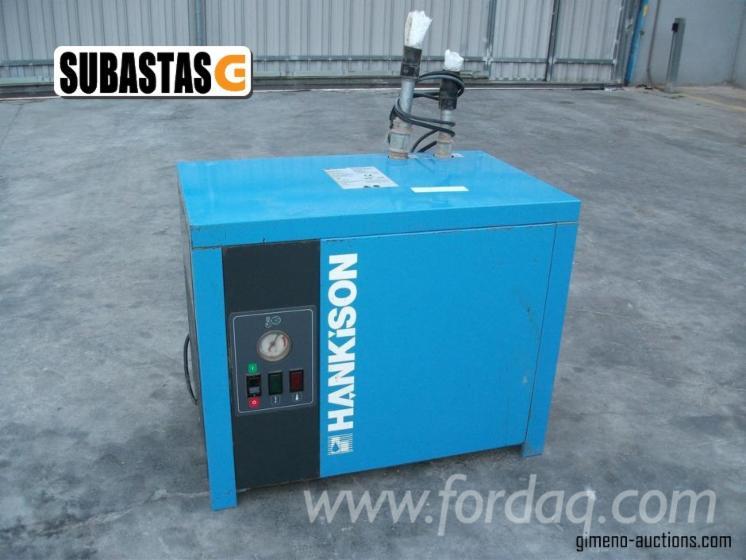 Used-1997-HANKISON-SECADOR-in