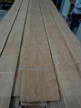 Cherry Flat Cut, Figured Natural Veneer in Germany