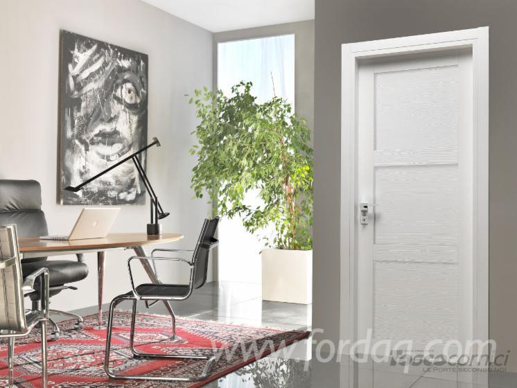 Europees loofhout trappen eik - Quanto costa una porta a scrigno ...