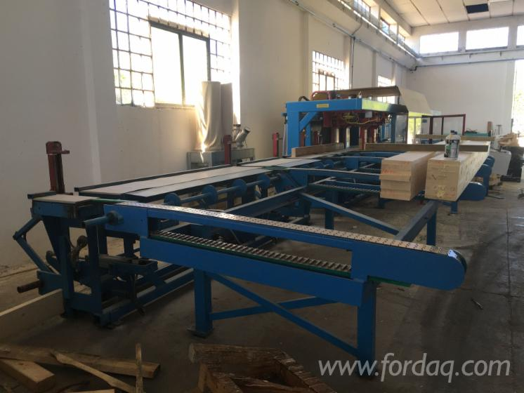 Used-Hundegger-2001-CNC-Machining-Center-For-Sale-in