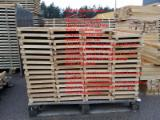 Lithuania Sawn Timber - Birch lumber/elements